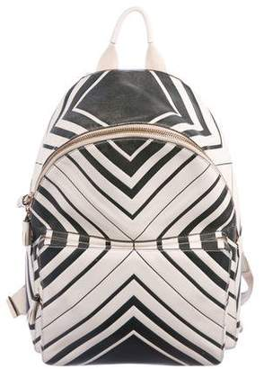 Anya Hindmarch Diamonds Leather Backpack