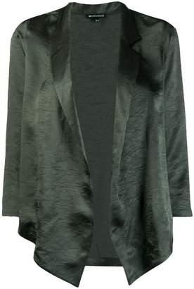 Ann Demeulemeester wrinkled effect jacket