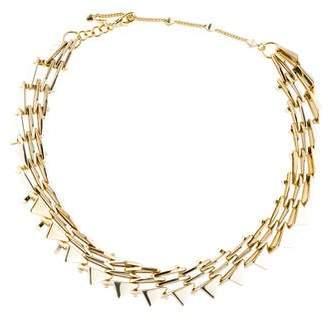 Alexis Bittar Interlocking Link Necklace