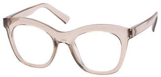Cat Eye The Book Club Harlot's Bed Cat-Eye Reading Glasses
