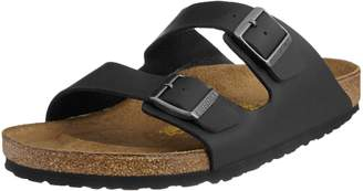 Birkenstock Women's Arizona 2-Strap Cork Footbed Sandal - Narrow 36 N EU