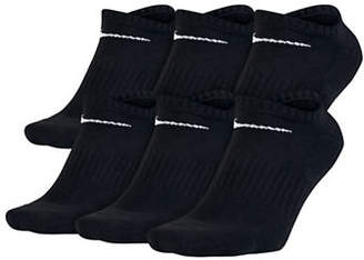 Nike Mens Six Pack Ribbed Socks