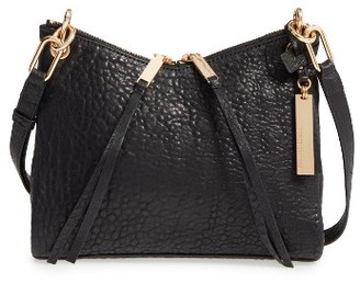 Vince Camuto Avin Crossbody Bag - Black $228 thestylecure.com