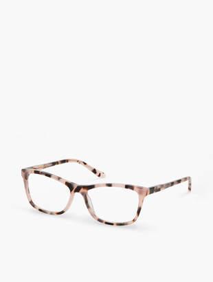 Talbots Montauk Reading Glasses - Pink Tortoise
