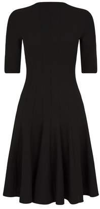 Akris Panelled A-Line Dress