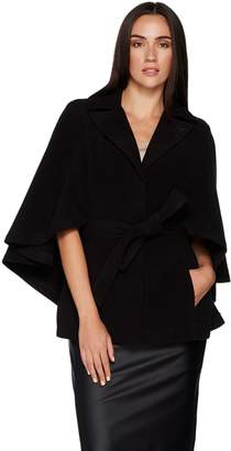 Joan Rivers Classics Collection Joan Rivers Classic Cape with Belt