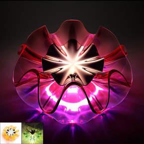 LED-Designer-Tischleuchte Flamenca