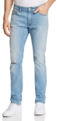 Calvin Klein Jeans Slim Fit Jeans in Roxy Blue