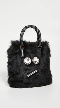Anya Hindmarch Small Amused Face Tote Bag