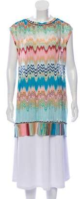 Missoni Mare Patterned Swim Coverup w/ Tags