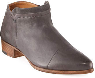 Alberto Fermani Serafina Leather Ankle Boots