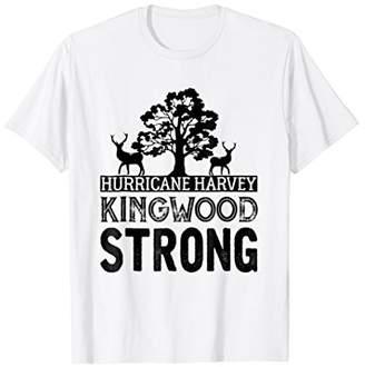 Hurricane Harvey Kingwood Strong T-Shirt