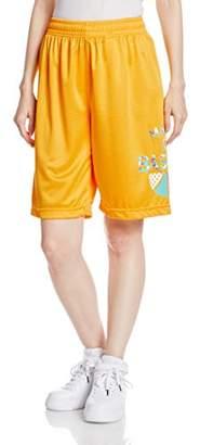 Converse (コンバース) - (コンバース) CONVERSE レディース バスケットボール ウェア レディース プラクティスパンツ CB371801 5300 ゴールド O
