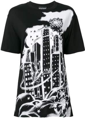 Moschino (モスキーノ) - Boutique Moschino プリント Tシャツ
