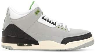 Nike Air Jordan 3 Retro High Top Sneakers
