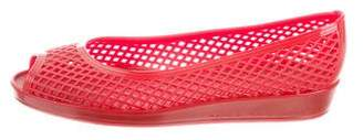 Marc by Marc Jacobs Rubber Flats