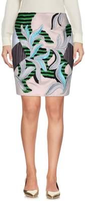 Peter Pilotto Knee length skirts - Item 35318671EC