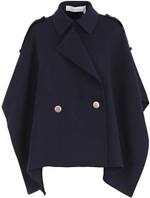 See by Chloe Double Breasted Jacket