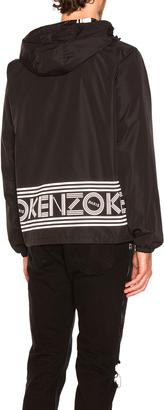 Kenzo Reversible Nylon Jacket $485 thestylecure.com