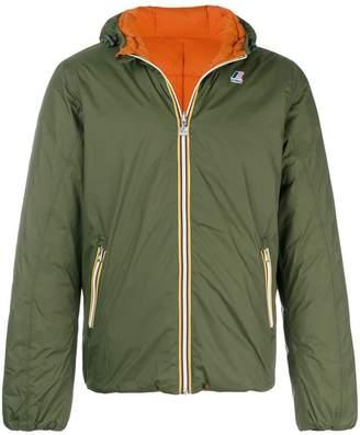 K-Way padded loose jacket