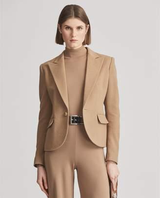 Ralph Lauren Winnifred Camel-Hair Jacket