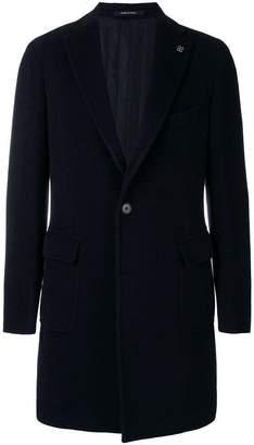 Tagliatore single breasted coat