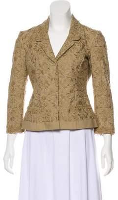 Philosophy di Alberta Ferretti Embroidered Casual Jacket