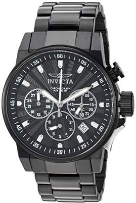 Invicta Men's 'I-Force' Quartz Stainless Steel Casual Watch