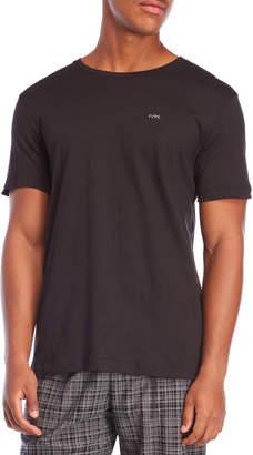 Michael Kors Crew Neck Logo Tee