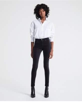 AG Jeans The Velvet Farrah Skinny - Chiffon