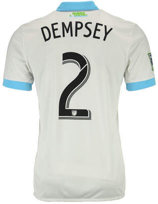 adidas Men's Clint Dempsey Seattle Sounders Fc Secondary Replica Player Jersey