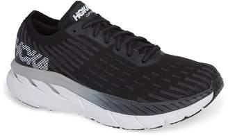 HOKA ONE ONE(R) Clifton 5 Knit Running Shoe