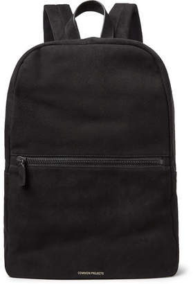 Common Projects Suede Backpack