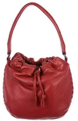 Salvatore Ferragamo Small Leather Bucket Bag