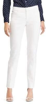 Chaps Petite Stretch Skinny-Fit Pants