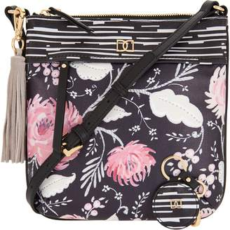 Dena North/South Crossbody Handbag with Key Fob