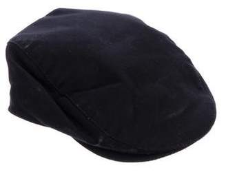 Burberry Woven Newsboy Hat
