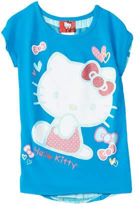 Hello Kitty Chiffon-Back T-Shirt