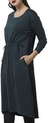Siren Drawcord Waist Dress