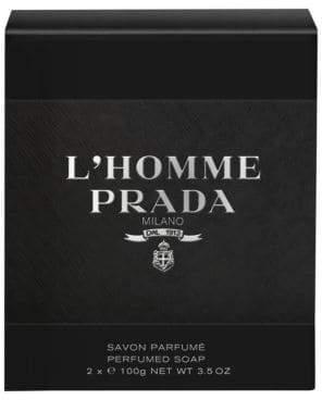 Prada L Homme Perfumed Soap