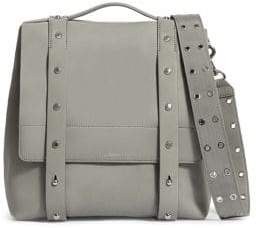 AllSaints Sid Studded Convertible Backpack