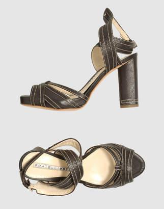 Fratelli Rossetti Platform sandals