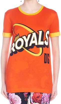 Dolce & Gabbana 'royals' T-shirt