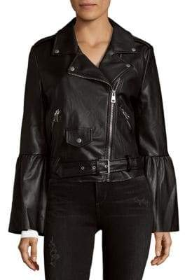Bagatelle Notch Collar Moto Jacket