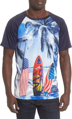 Trunks Surf & Swim Co. Print Swim T-Shirt