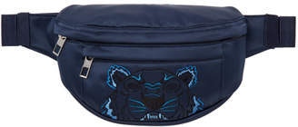 Kenzo Navy Limited Edition Holiday Tiger Bum Bag