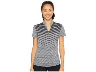 Nike Precision Holiday Jacquard Polo Women's Clothing