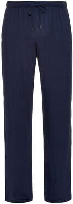 Derek Rose Basel straight-leg jersey trousers