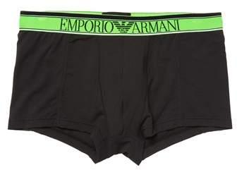 Emporio Armani Underwear Logo Trunk