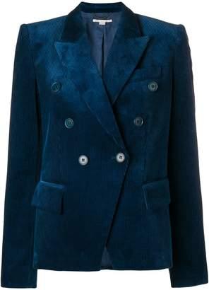 Stella McCartney cord double-breasted blazer